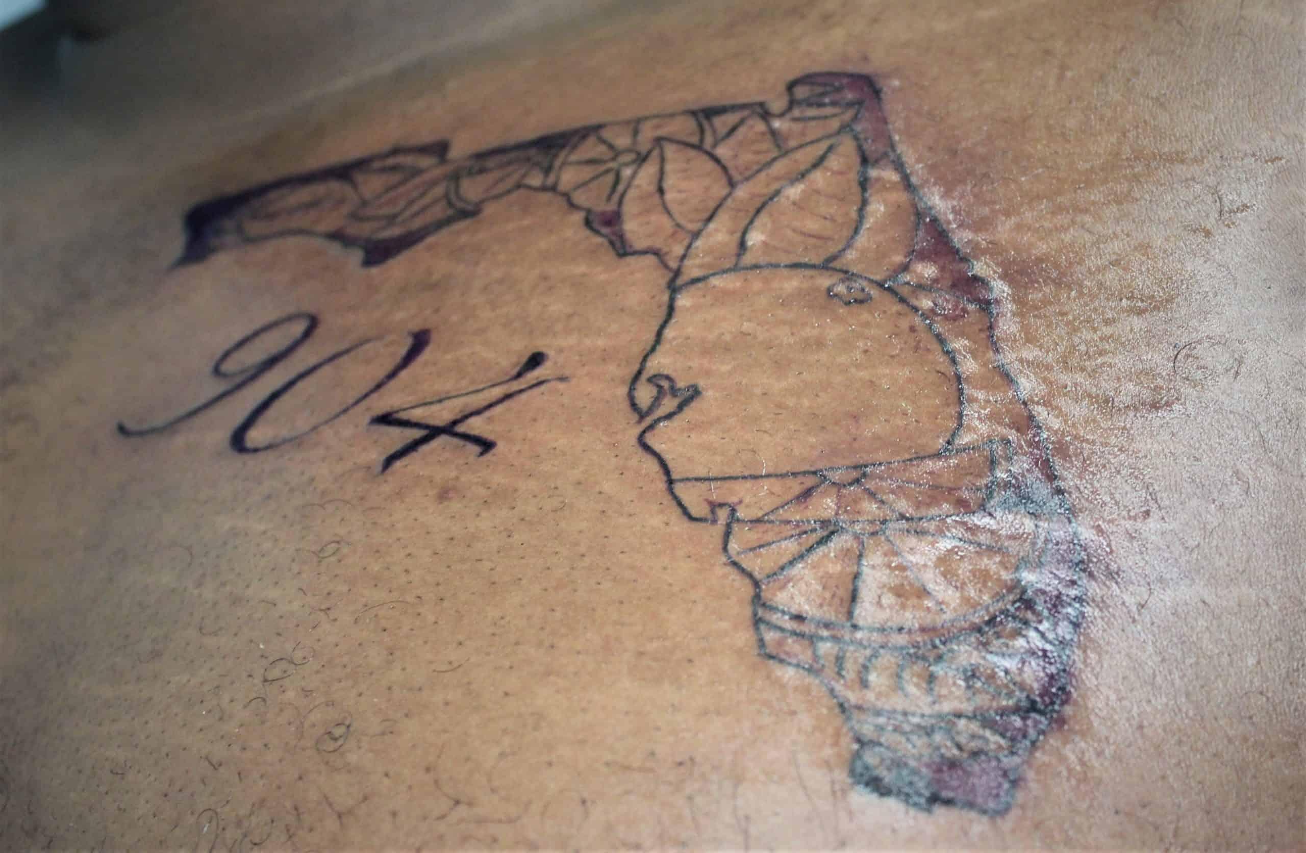 florida 904 tattoo