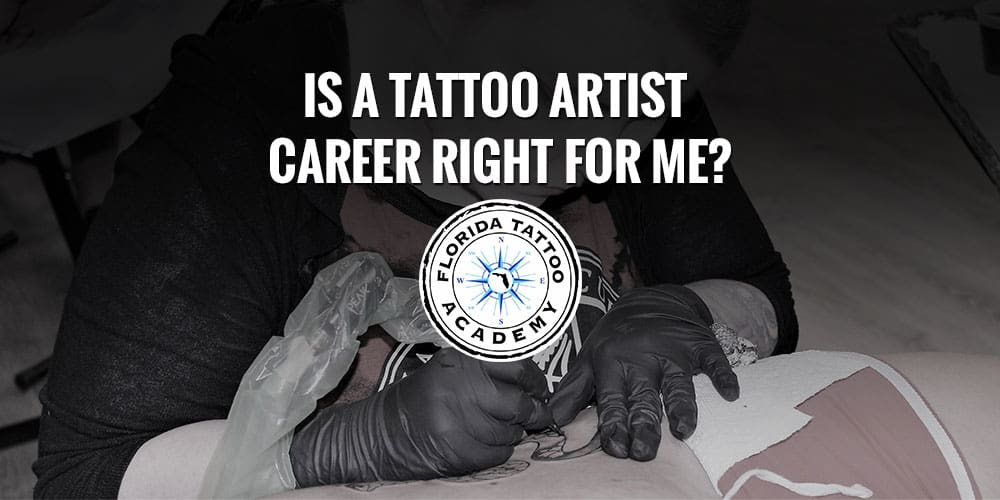 tattoo artist career