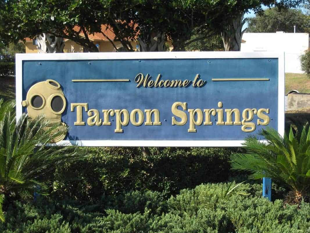 welcome to tarpon springs